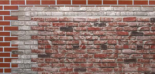 brick stagger