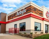 Arbys New Wood Paneling